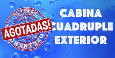 CUADRUPLE EXT. AGOTADA
